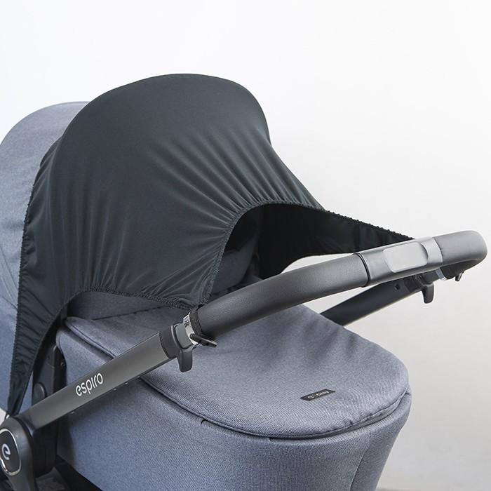 Osłonka przeciwsłoneczna na wózek